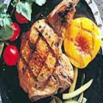 Pork Chops with Maple Syrup Glaze recipe