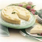 Premier White Lemony Cheesecake recipe