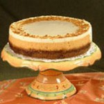 Pumpkin Ginger Cheesecake recipe