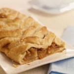 Pumpkin Pear Strudel recipe