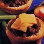 Sloppy Joe Biscuit Cups recipe