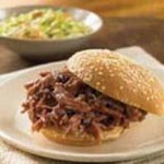 Slow-Cooker Sweet and Smokey Barbecue Pulled Pork Sandwiches recipe