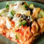 Spicy Chicken Tortilla Casserole recipe