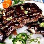 Spicy Grilled Short Ribs recipe