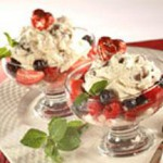 Strawberry Delicious Parfaits recipe