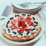 Strawberry Dessert Pizza recipe