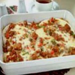 Tortilla Lasagna recipe
