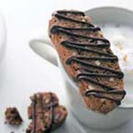 Triple Chocolate Almond Biscotti recipe