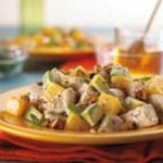 Tropical Turkey Salad recipe