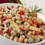 Tuscan White Bean Italian Salad recipe