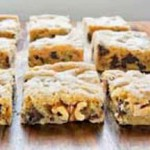 Walnut Blondies recipe
