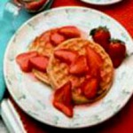 Warm Double Strawberry Sauce recipe