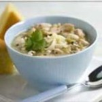 White Chili with Turkey recipe