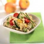 Whole-Wheat Couscous Salad recipe