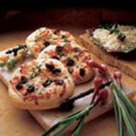 Wisconsin Cheese Individual Pizzas recipe