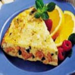 Alaska Brunch Frittata recipe
