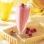 Banana Raspberry Smoothie recipe