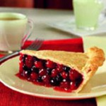 Berry-Cherry Pie recipe