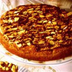 Chocolate Almond Coffeecake recipe