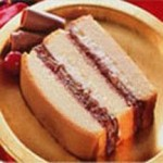 Decadent Cranberry Pound Cake recipe