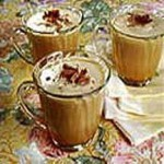 Frothy Cappuccino Punch recipe