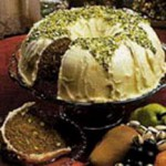 Harvest Cake with Pistachios recipe