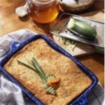 Honey-Kissed Carrot Zucchini Kugel recipe