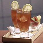 Iced Strawberry Tea recipe