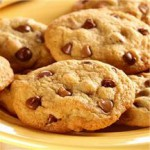 Original Nestle Toll House Peanut Butter & Milk Chocolate Morsel Cookies recipe