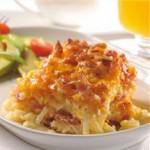 Potato Bacon Casserole recipe