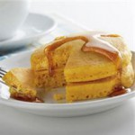 Puffy Pumpkin Pancakes recipe