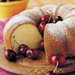 Rich-a-licious Sour Cream Pound Cake recipe