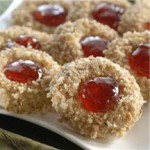 Strawberry Thumbprints recipe