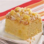 Tropical Sunshine Cake recipe