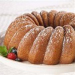 Brown Sugar Pound Cake recipe