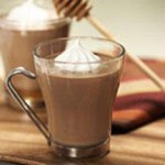 Coffee with Chocolate and Honey recipe