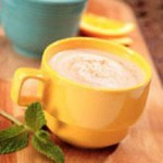 Fresh Mint-Infused Hot Cocoa recipe