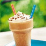 Frozen Hot Chocolate recipe
