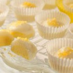 Mini Lemon Cup Candies recipe