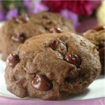 Mocha Chip Cookies recipe