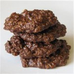 No Bake Chocolate Cookies recipe