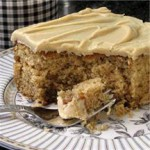 One-Bowl Spice Cake recipe