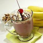 Roxanne C.'s Banana Split Hot Cocoa recipe