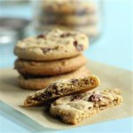"Sensibly Peanut Butter ""Crunch"" Cookies recipe"