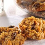 Soft Butterscotch-Oat Raisin Cookies recipe