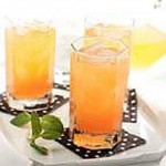 Solstice Sunrise Spritzer recipe