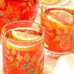 Spiced Cran-Lemon Tea recipe