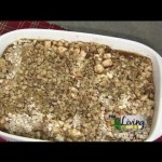 Apple-Pear Cobbler recipe