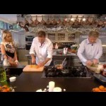 Apricot Glazed Turkey with Herb Butter recipe