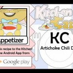 Artichoke Chile Dip recipe